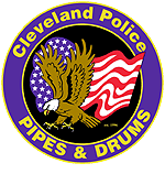 Pipes and Drums of the Cleveland Police