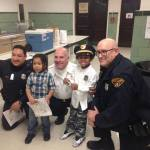5th District Officers Gonzalez and Stiegelmeyer were tremendous with the parents and children.
