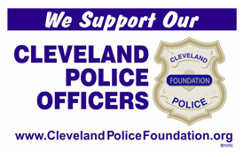 We Support Our Cleveland Police Officers