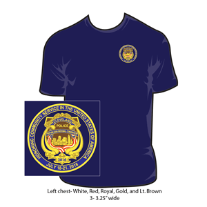 Convention t-shirt