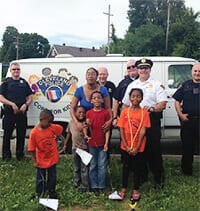 Cops for Kids program