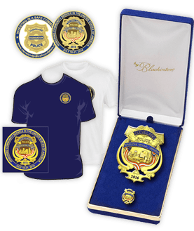 Commemorative items