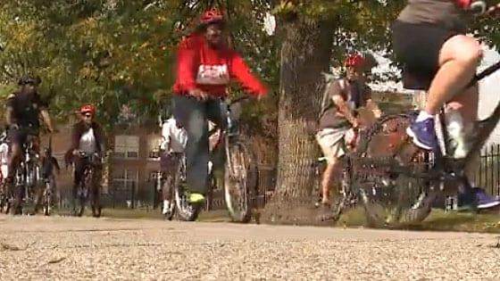Fox 8 video of Ride-2-Achieve Bike Tour 2017