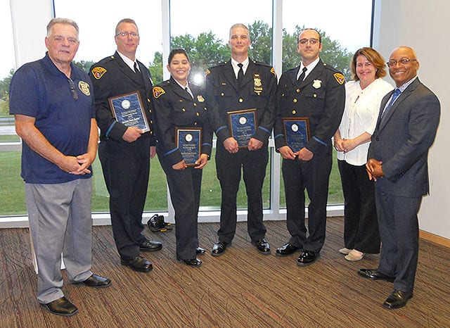 4th District Community Service Awards