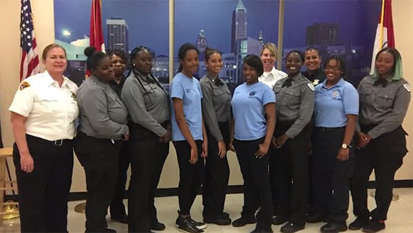 Law Enforcement Career Pipeline Program Participants