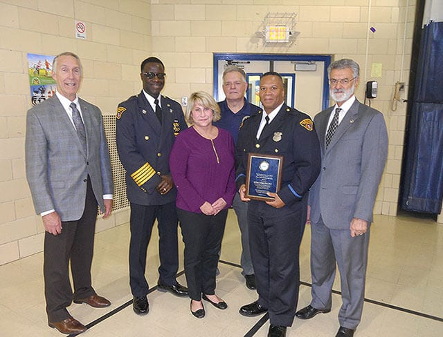 2nd District Awards 2017