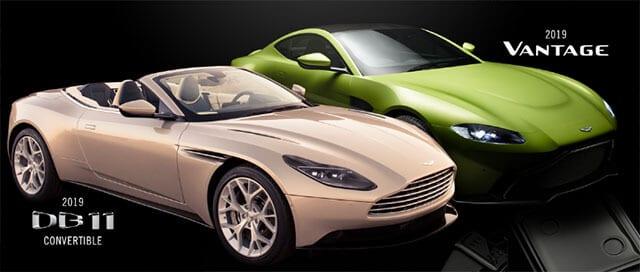 astin maartin cars revealed