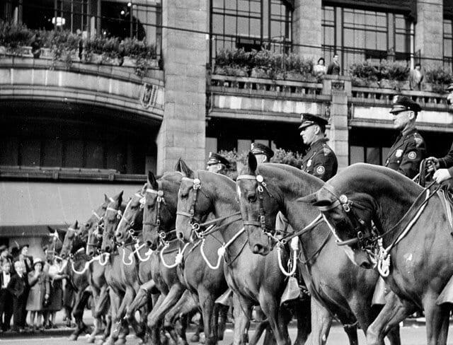 Mounted Unit