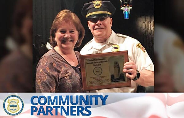 March 2018 Community Partner - Lisa Fox