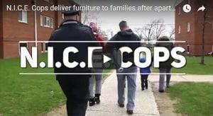 NICE cops video
