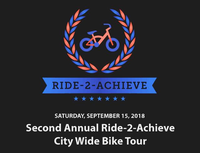 Ride-2-Achieve graphic for slideshow