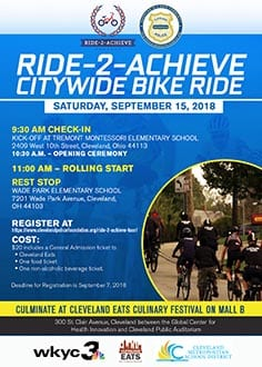 September 15 2018 Ride to Achieve flyer sm