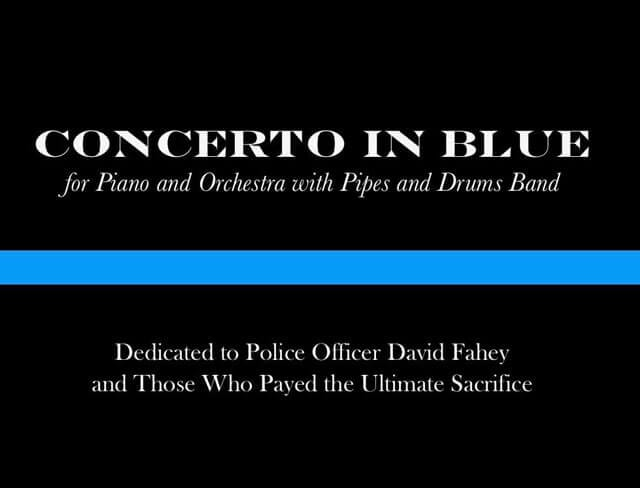 Concerto in Blue - Concert Honoring David Fahey