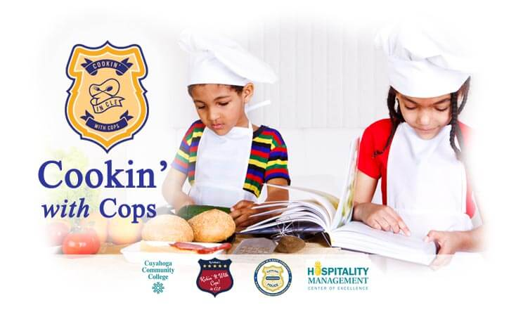 Cooking with Cops header