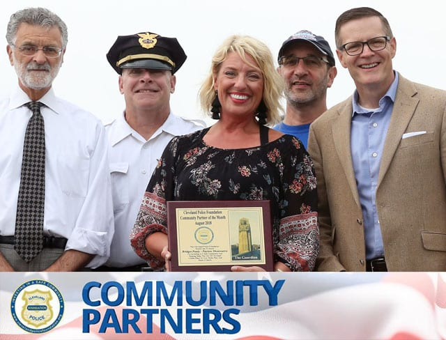 September 2018 Community Partner - Bridget Pauly