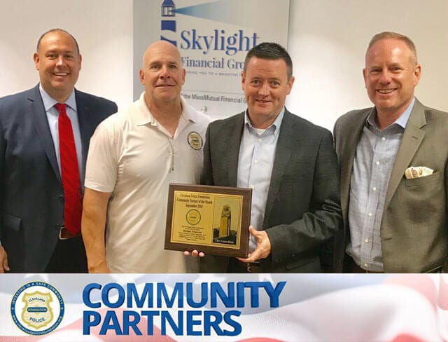 September 2018 Community Partner - Skylight Financial Group