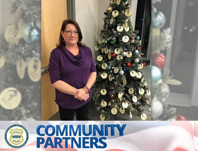 December 2018 Community Partner - Carol Black
