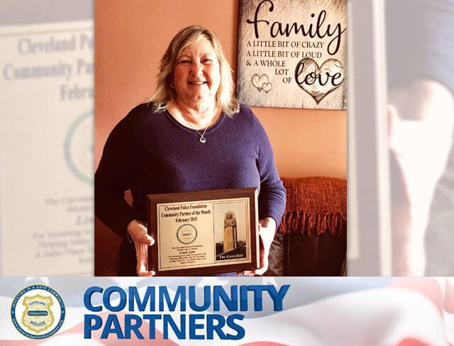 Community Partner of the Month for February 2019 - Linda Litto