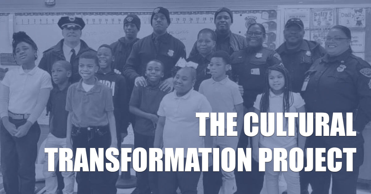 the cultural transformation project