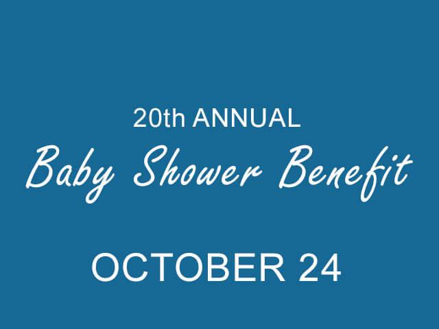 Baby Shower Benefit