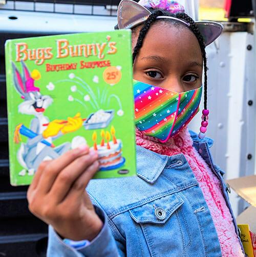 Bugs Bunny book