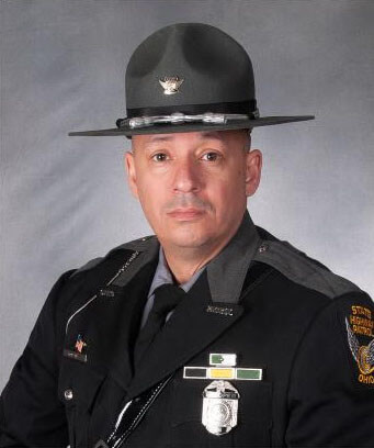 Ohio State Trooper Hiram Morales