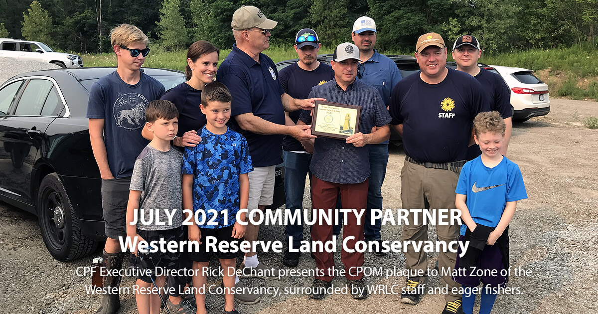 Community Partner of the Month - July 2021